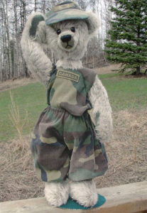 Army Bear 72 dpi